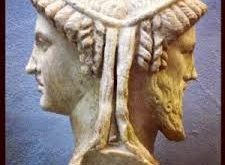 Tattoo guerriero etrusco