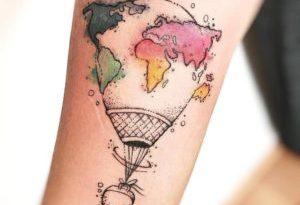 scrub tatuaggio