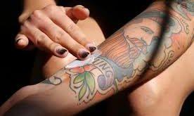 crema tatuaggio
