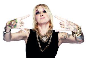 Le donne trapper e i tatuaggi