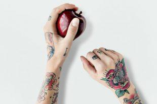 Tattoo rimovibili di nuovo di moda