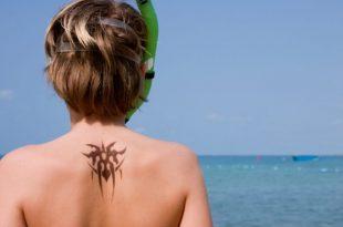 Tattoo temporanei e allergie