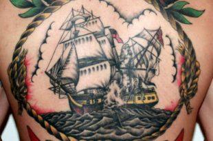 Significato del tattoo veliero