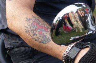Perché i rider amano i tattoo?