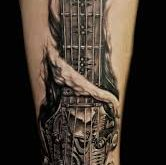 tattoo per veri rocker