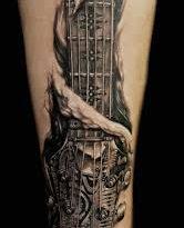 tattoo per veri rocker
