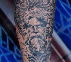 Tattoo Zeus: i significati
