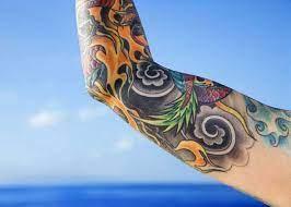 tattoo in estate