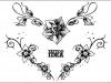 Tatuaggi-fiori