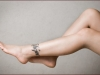 Ankle Tattoos Women