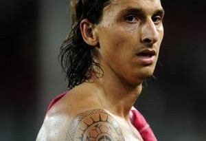 Tutti i tatuaggi di Ibrahimovic