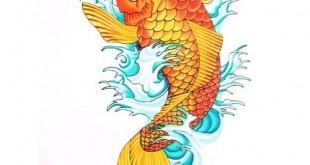 Tatuaggio tigre giapponese disegni tecniche e for Carpa koi prezzo