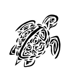 tatuaggio tartaruga significato simbolo e foto passionetattoo. Black Bedroom Furniture Sets. Home Design Ideas