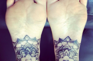 tatuaggio suola peide