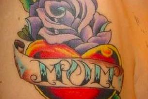 tatuaggio mamma