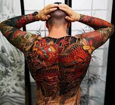 tattoo giapponesi