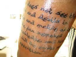 tattoo e vaccino